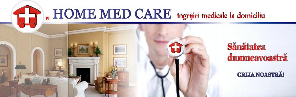 Tratamente acasă – HOME MED CARE – Craiova